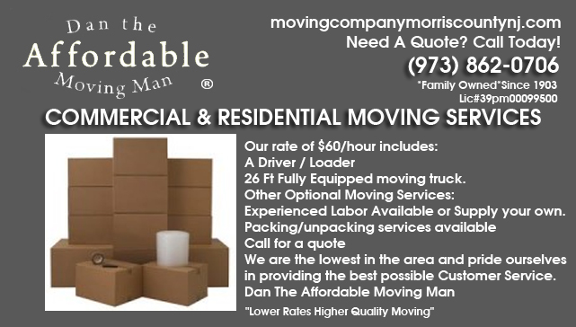 Dan The Affordable Moving Man