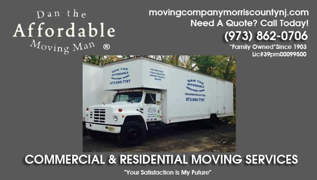Find Movers Near MeMount Olive NJ