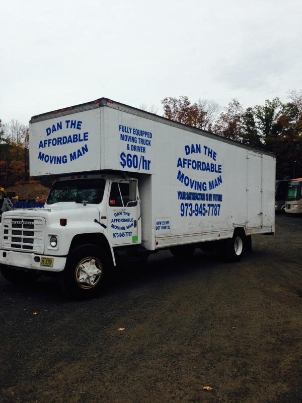 Morris County NJ Commercial Moving Company