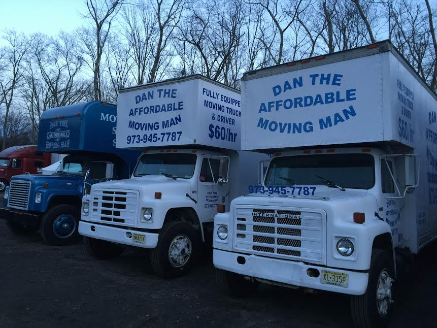Licensed Moving Company Denville New Jersey