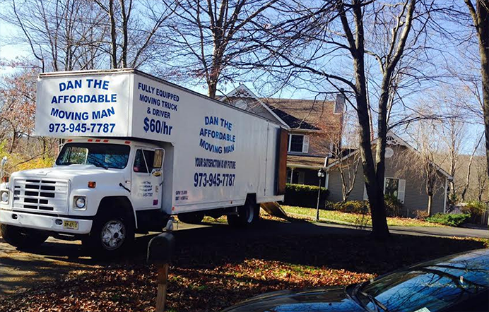 Movers Near Long Valley New Jersey