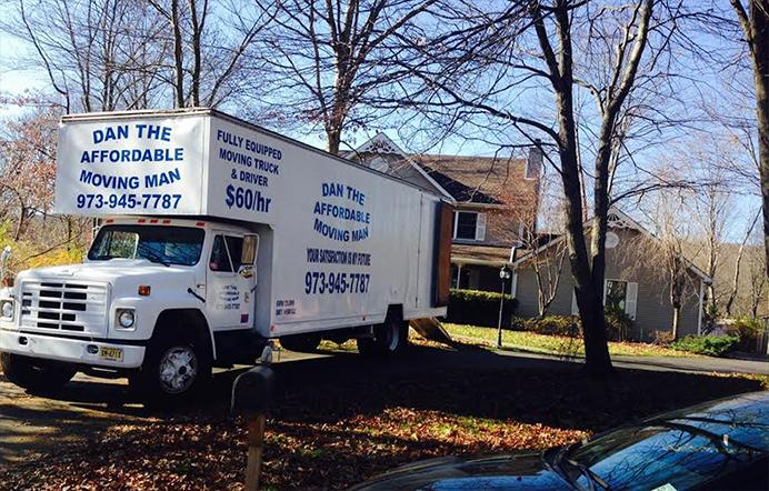 Movers Near Lake Hiawatha New Jersey