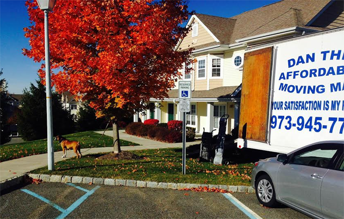 Moving Companies Near Ledgewood NJ